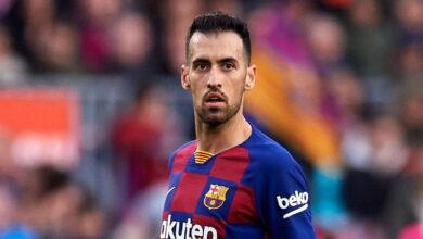 صورة إصابة قائد المنتخب الإسباني لكرة القدم بكورونا