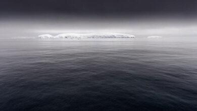 صورة محيط خامس على كوكب الأرض