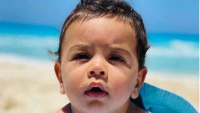 صورة جمع 35 مليون جنيه ثمن إبرة لطفل