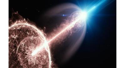 صورة علماء يرصدون أكبر انفجار بالكون