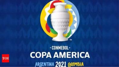 """صورة إنطلاق """"كوبا أمريكا"""" في البرازيل الأحد"""