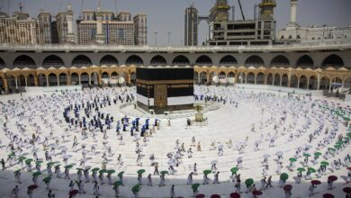 صورة قصر الحج هذا العام على المواطنين والمقيمين بإجمالي 60 ألف حاج