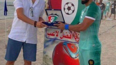 صورة «العربي» يبقي على أماله بالتأهل للمربع الذهبي في «الشاطئية»