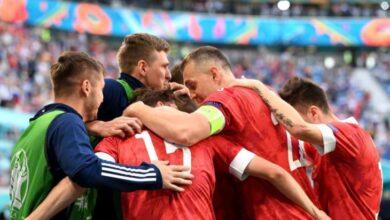 صورة المنتخب الروسي  انعش آماله الأوروبية بفوز ثمين  على حساب نظيره الفنلندي