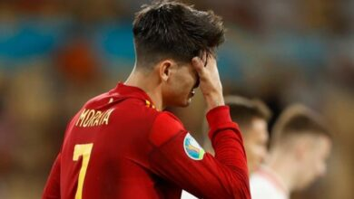 صورة أمم أوروبا : إسبانيا تتعادل مع بولندا