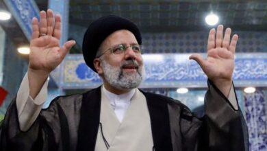 """صورة إسرائيل تحذر من إبراهيم رئيسي أشدّ رؤساء إيران تطرفًا حتى الآن"""""""