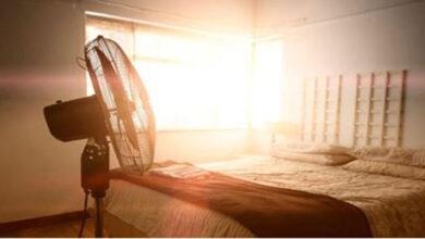 صورة ماذا يحدث لجسمك عند تشغيل المروحة أثناء النوم ؟