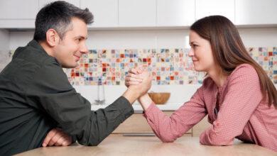 صورة القوة الشخصية والاستقلالية بين الأزواج تزيد السعادة والحب