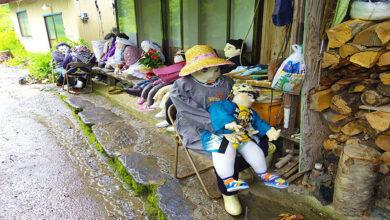 صورة قرية الأشباح اليابانية التي تسكنها الدمى!