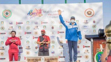 صورة الرشيدي يحرز «برونزية السكيت» في البطولة العربية للرماية