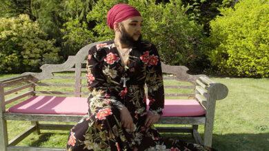 صورة فيديو.. الحسناء الملتحية