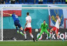 صورة فوزاً ثميناً للمنتخب السلوفاكي على نظيره البولندي بنتيجة (2-1