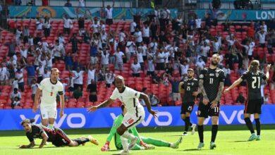 صورة كأس الأمم الأوروبية: اسود إنجلترا تنهي العقدة بإسقاط كرواتيا