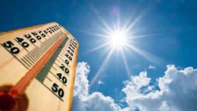 صورة الجهراء سجلت أعلى درجة حرارة بين مدن العالم
