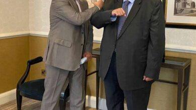 صورة ممثل سمو الأمير يشيد بالعلاقات الاخوية بين الكويت والسعودية في المجالات كافة