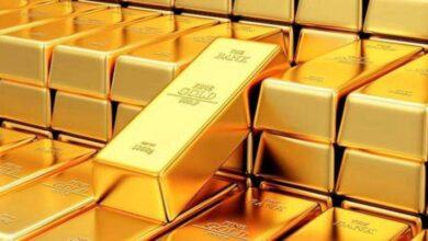 صورة الذهب يتجه لأول خسارة أسبوعية في 5 أسابيع بفعل صعود الدولار
