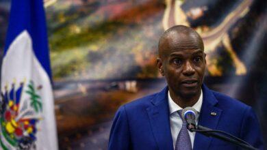 صورة اغتيال جوفينيل مويز رئيس هايتي في منزله