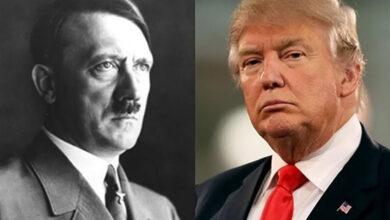 """صورة كتاب جديد: ترامب قال إنّ هتلر """"فعل الكثير من الأمور الحسنة"""""""