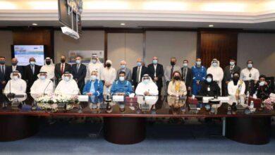 صورة نفط الكويت توقع ثلاثة عقود لمعالجة التربة الملوثة بالتسربات النفطية