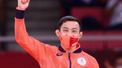 صورة تاكاتو يمنح اليابان أول ذهبية في أولمبياد طوكيو