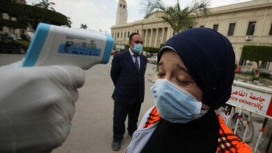 صورة مصر تسجل 38 إصابة جديدة بفيروس كورونا و 4 حالات وفاة