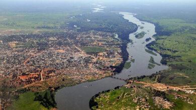 صورة مصر تكشف عن حجم الفيضان بعد تحذير إثيوبيا