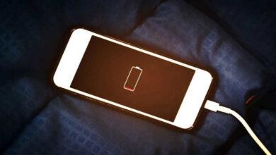 صورة احذر الشحن والتفريغ الكامل لبطارية هاتفك