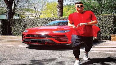 صورة التحقيق مع ستيفان الشعراوي لاعب روما بتهمة ضرب لص حاول سرقة سيارته