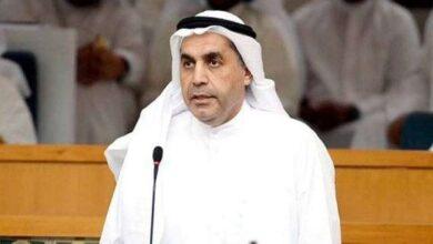 صورة الطريجي يسأل وزير العدل مجددا عن إجراءات تسلم الرجعان