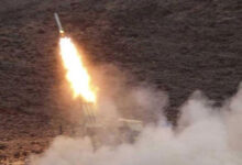 صورة التحالف يدمر صاروخاً حوثياً و4 مسيرات أطلقت نحو السعودية