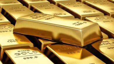 صورة الذهب يقترب من 1800 دولار مع توقف مكاسب الدولار