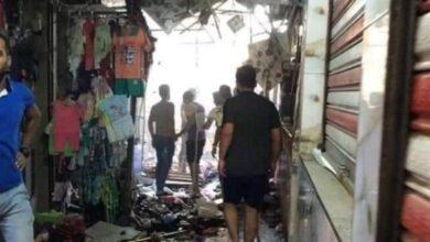 صورة العراق: إنتحاري بحزام ناسف نفذ هجوم مدينة الصدر