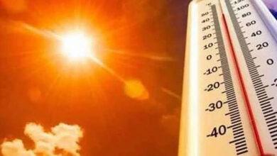 صورة تسجيل أعلى درجة حرارة على وجه الأرض منذ أكثر من قرن