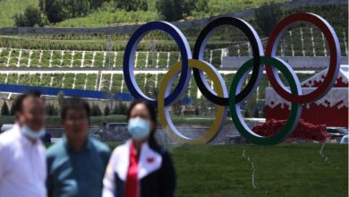 صورة أولمبياد طوكيو يشهد 21 حالة إصابة جديدة بعدوى فيروس كورونا