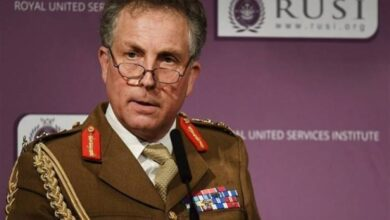 صورة الجيش البريطاني: مستعدون وجاهزون لمساندة شركائنا في الخليج للتصدي للتهديدات المشتركة