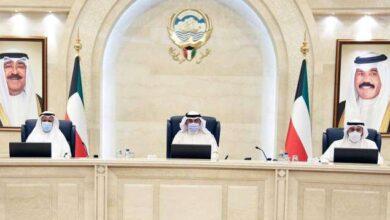 صورة مجلس الوزراء: تحية إكبار وتقدير لكل من يقف في الصفوف الأمامية على جهودهم الجبارة