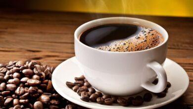 صورة كوب من القهوة يوميا يساعد في حرق دهون البطن