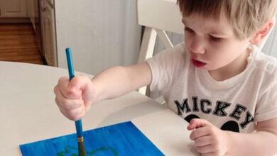 """صورة طفل"""" معجزة"""" مولود قبل أوانه يسجل معدل ذكاء مرتفعاً"""