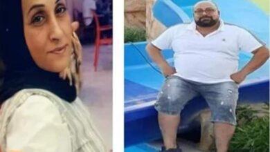 """صورة """"ماقدرش أعيش من غيرك""""..وفاة أردنية بعد موت زوجها المصري بـ45 دقيقة"""