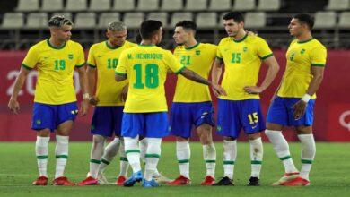 صورة البرازيل تهزم المكسيك بركلات الترجيح وتصعد لنهائي كرة القدم