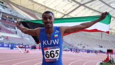 صورة اليوحة يودّع الأولمبياد