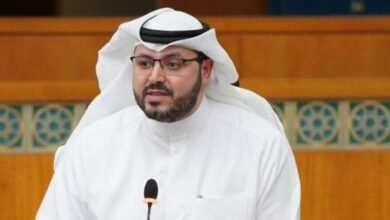 صورة الصقعبي يسأل عن صحة استعداد الكويت لإنشاء معامل كهرباء في لبنان