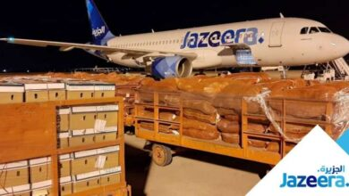 صورة «طيران الجزيرة» تحقق إنجازاً جديداً بنقل مليون كيلوغرام شحنات في يوليو