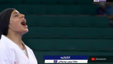 صورة أولمبياد طوكيو 2020 : فريال أشرف تحقق أول ذهبية لـ مصر و أحمد الجندي يحرز أول فضية