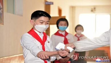 """صورة """"الصحة العالمية"""": كوريا الشمالية لم تسجل أية إصابة بكورونا حتى الآن"""