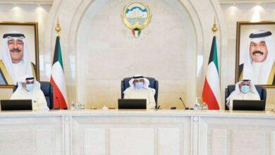 صورة مجلس الوزراء يعقد اجتماعه الأسبوعي