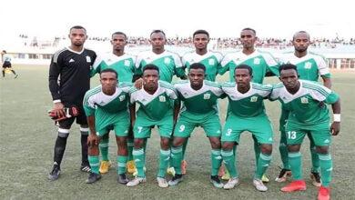 صورة لاعبون جيبوتيون يطلبون اللجوء لفرنسا بعد هزيمتهم الثقيلة أمام الجزائر