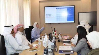 صورة «نزاهة» تناقش مع جمعية الشفافية تقرير «آثار ونية الإبلاغ عن الفساد في الكويت»