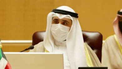 صورة الناصر ترأس وفد الكويت بـ «الوزاري الخليجي الـ 149» في الرياض