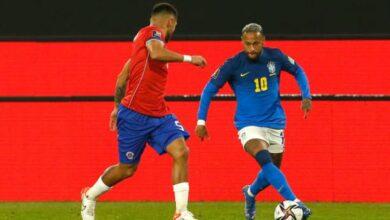 صورة كأس العالم :الأرجنتين تضرب فنزويلا بثلاثية والبرازيل تعبر تشيلي بصعوبة